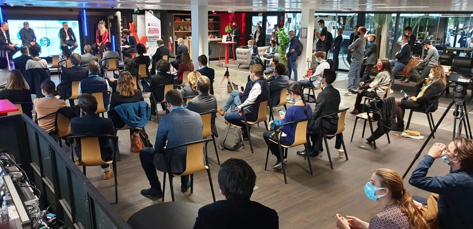 R2 Stand-Event coordonne la 5e édition de la France FinTech R:Evolution